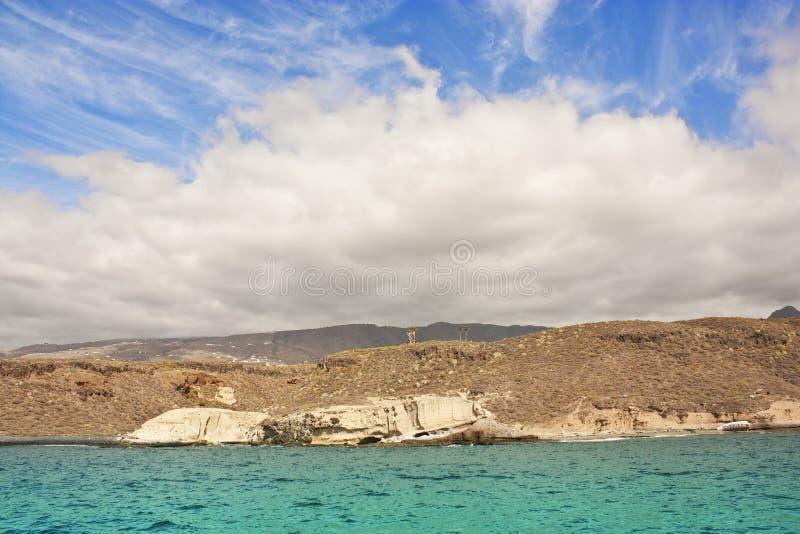 Horizontal d'océan image stock