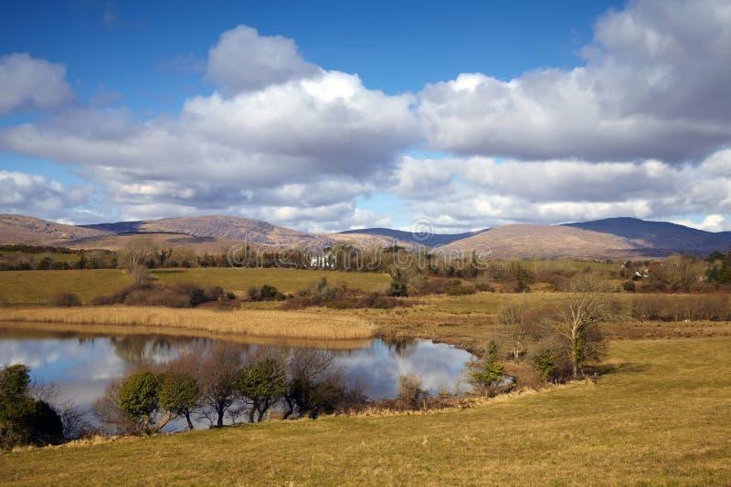 Horizontal de Co.Cork photographie stock libre de droits