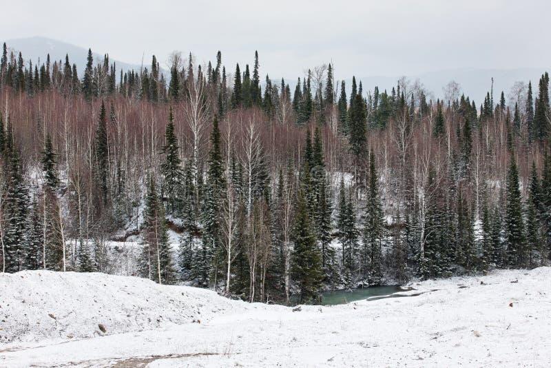 Download Horizontal de montagne photo stock. Image du glace, montagne - 56488964