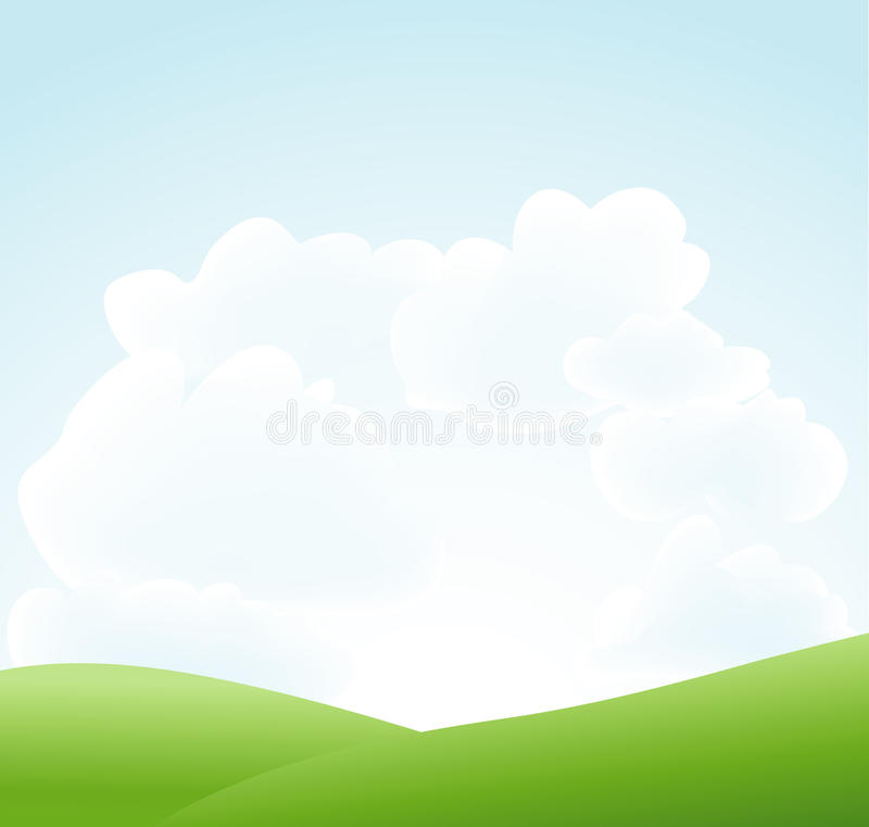 Horizontal de source illustration libre de droits