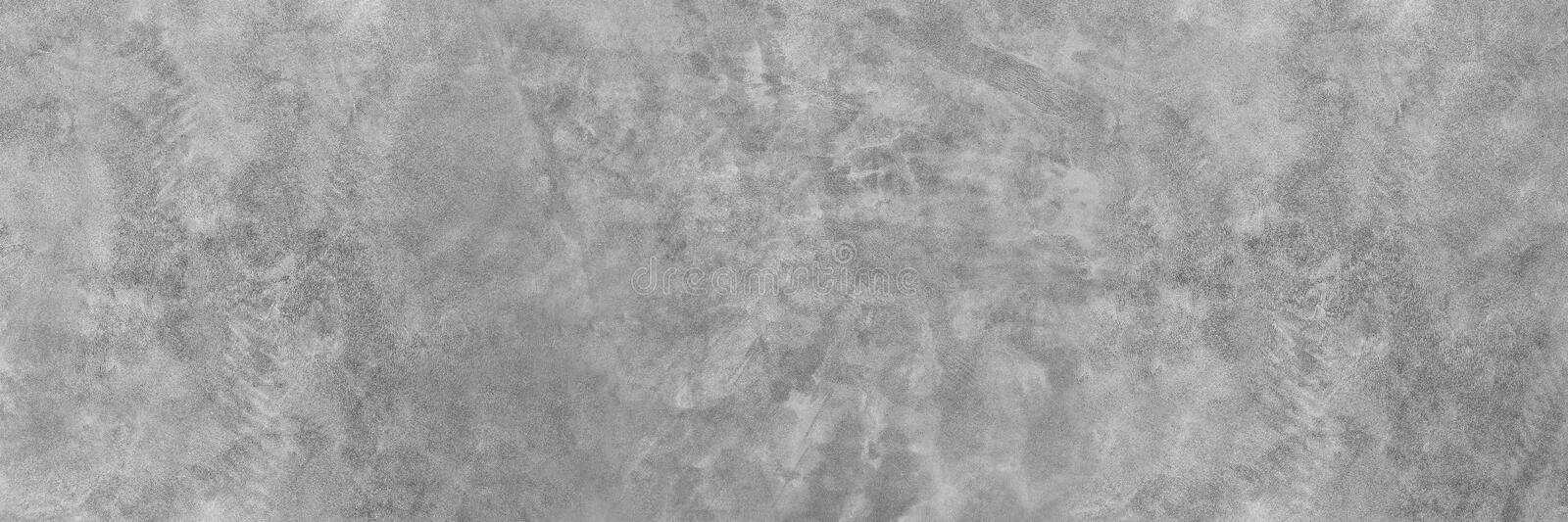 Horizontal design on cement and concrete wall for pattern and ba. Ckground royalty free stock images