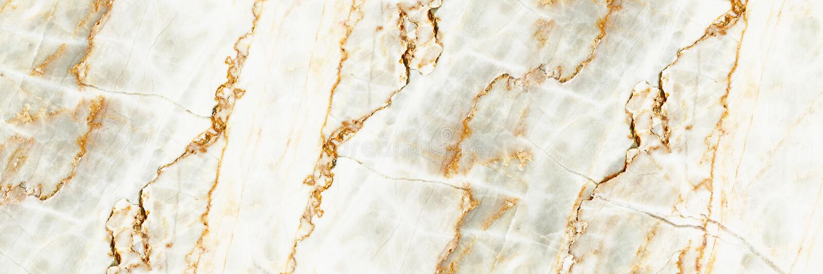 horizontal elegant natural marble texture for pattern and background stock images