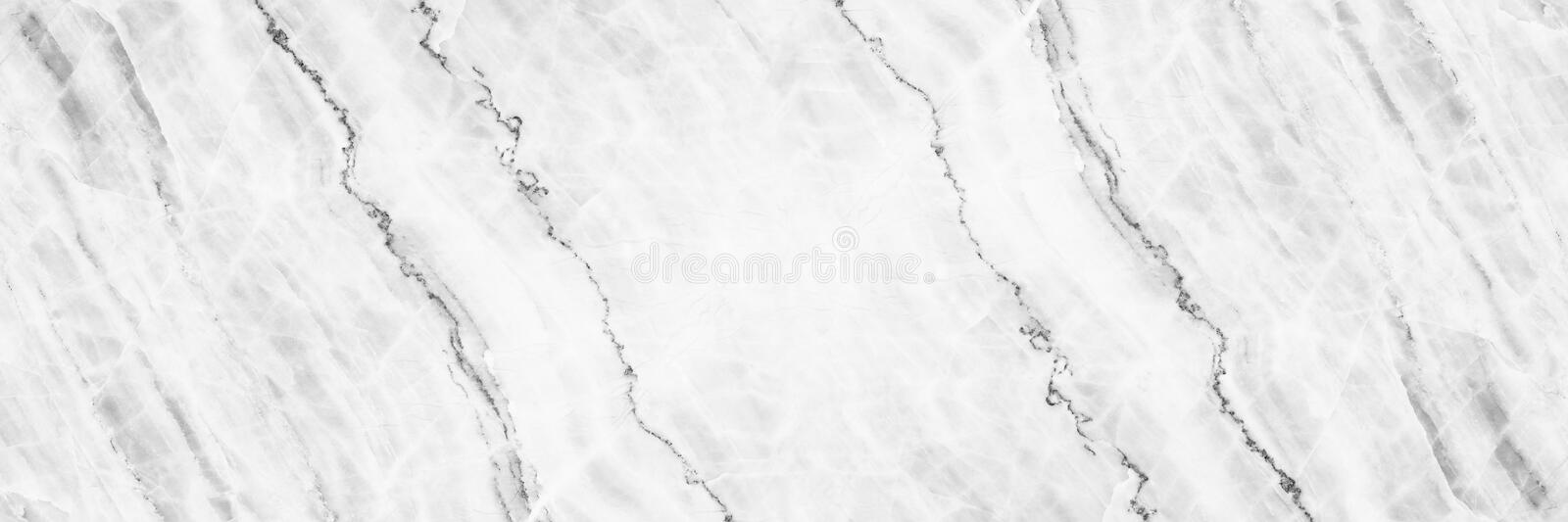 horizontal elegant white marble texture for pattern and backgrou stock images