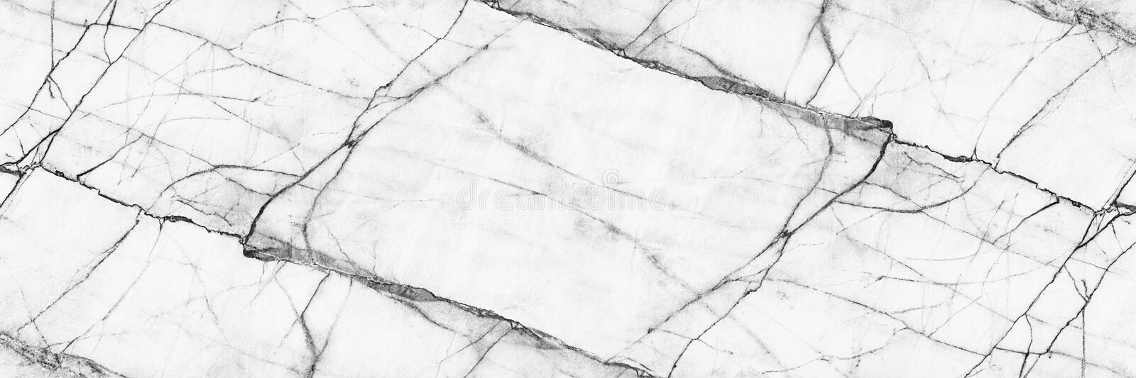 horizontal elegant white marble texture for pattern and background stock photos