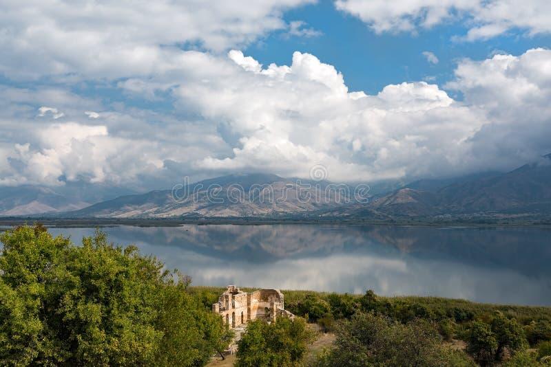 Horizontal en Grèce photos libres de droits