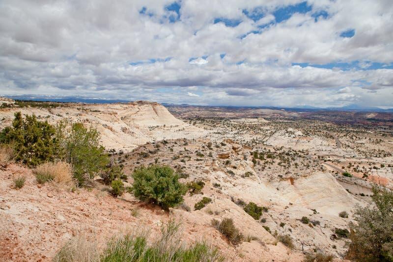 Horizontal en Utah images stock