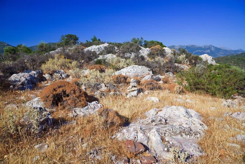 Horizontal grec photos stock