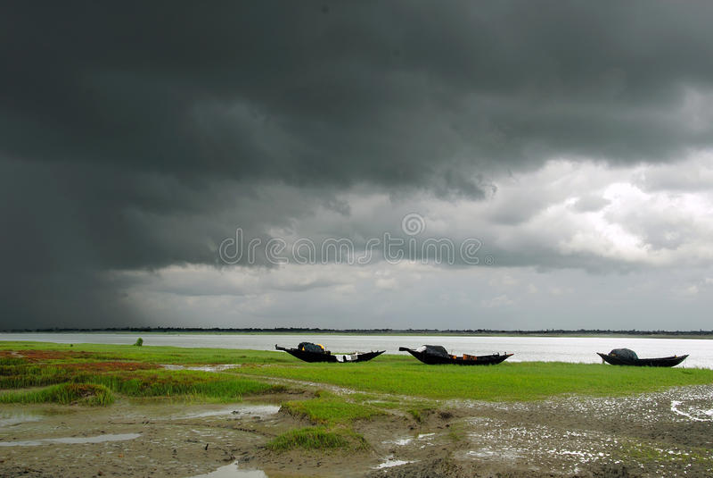 Horizontal indien photo stock