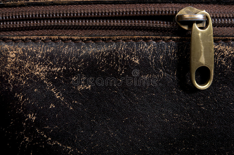 Download Horizontal Leather Background And  Fastener Stock Photo - Image: 7267820