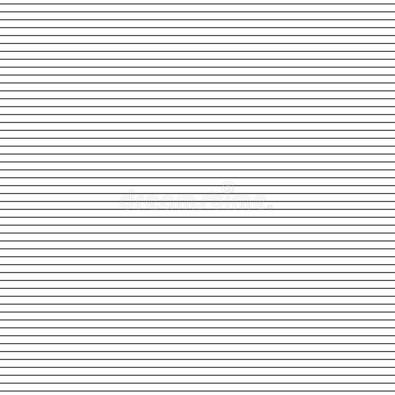 Free Horizontal Lines On White Background. Abstract Pattern With Vertical Lines. Vector Illustration Stock Images - 152563444