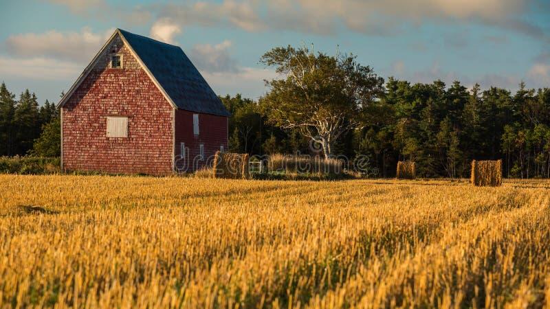 Horizontal rural photographie stock