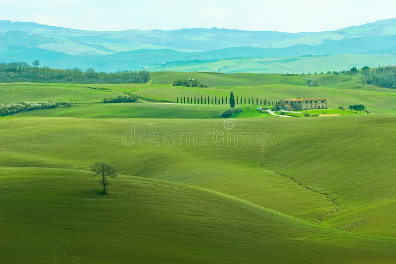 horizontal Toscane images stock
