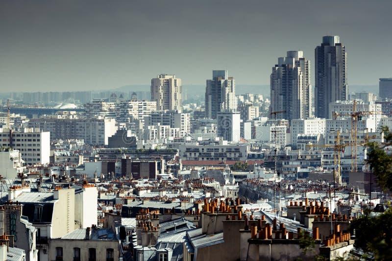 Horizontal urbain photo stock