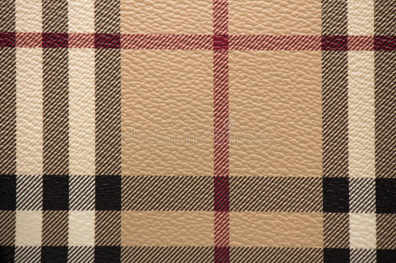 Horizontal and vertical lines. On the leather royalty free stock photography