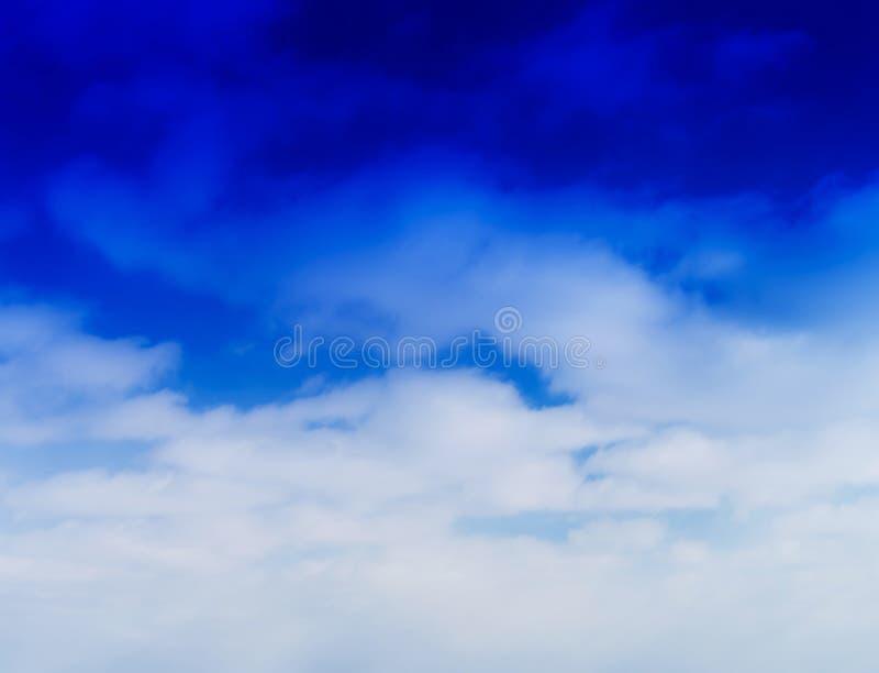 HORIZONTAL VERTICAL VIVID BLUE CLOUDSCAPE DRAMATIC CLOUDS BACKGR. OUND BACKDROP vibrant bright color composition design concept element object shape decoration stock images