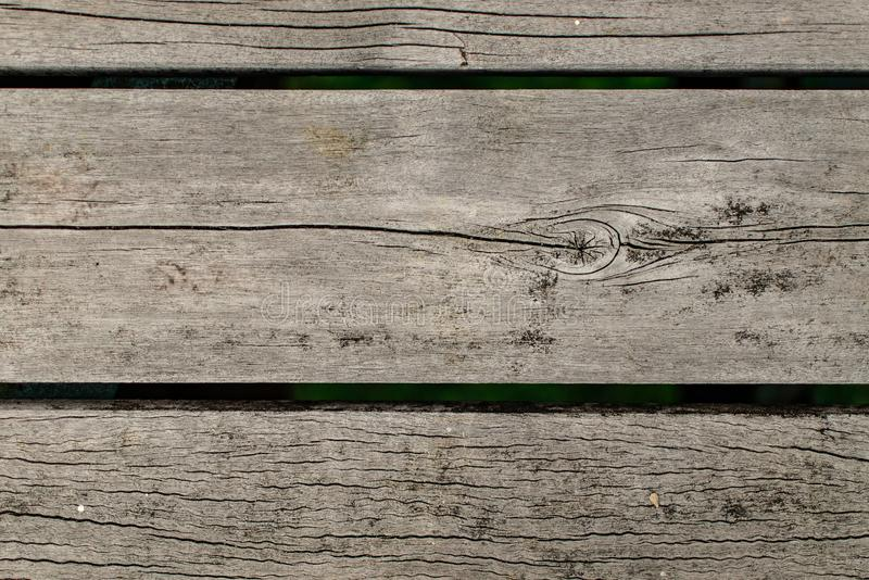 horizontal wooden boards texture close-up stock photo