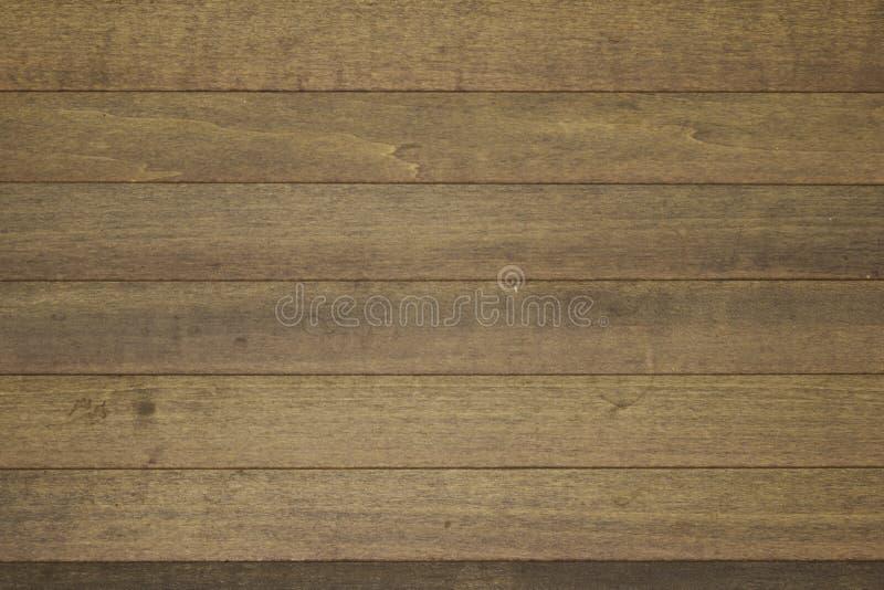 Horizontal wooden slats for background. stock photo