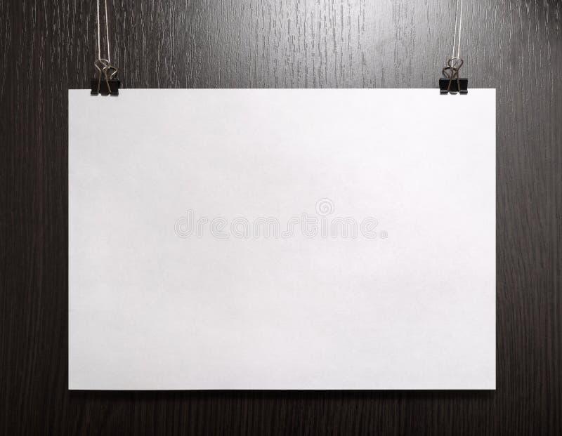 Horizontale affiche stock afbeeldingen