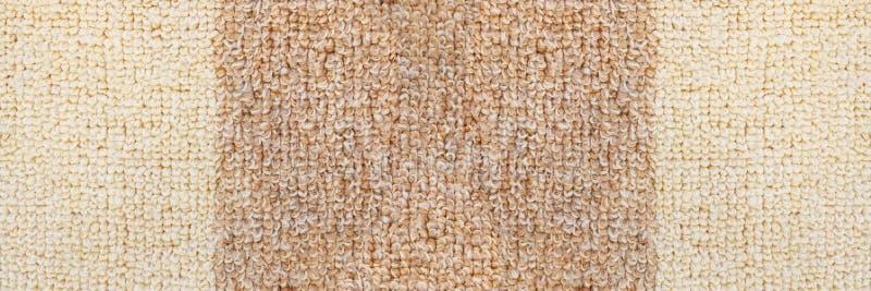 horizontale elegante Teppichbeschaffenheit für Muster und Hintergrund stockfotos