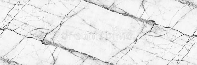horizontale elegante weiße Marmorbeschaffenheit für Muster und backgrou stockfotos