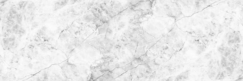 horizontale elegante witte marmeren achtergrond royalty-vrije stock afbeelding