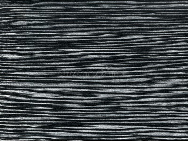 Horizontale Kreide streift Hand gezeichnete Hintergrundbeschaffenheit lizenzfreie abbildung