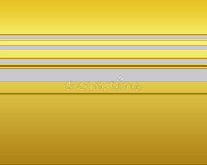 Horizontale Streifen lizenzfreie abbildung