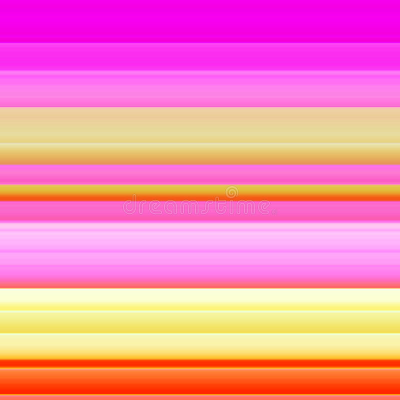 Horizontale strepen vector illustratie