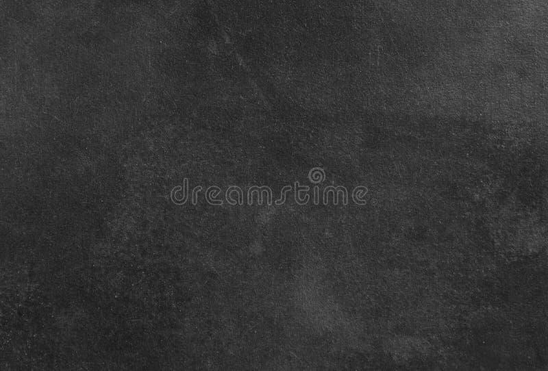 Horizontale Textuur van de Zwarte Leiachtergrond