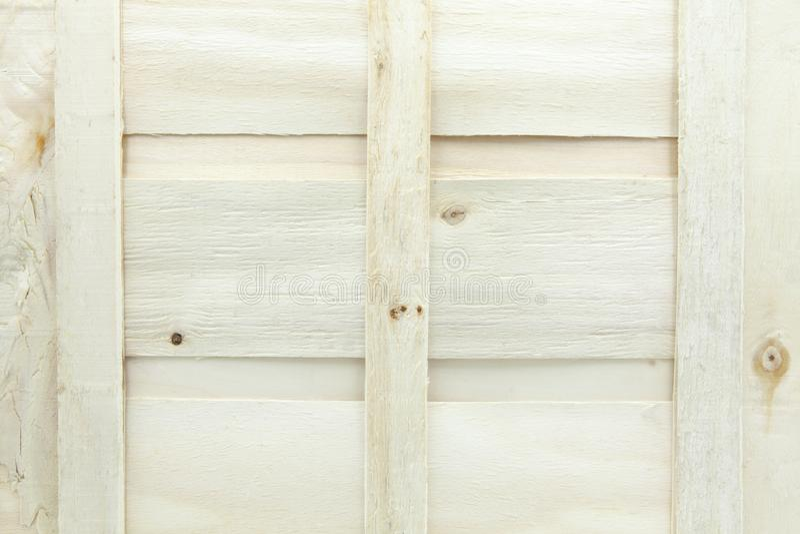 Horizontale und vertikale Blätter des hellen Holzes stockfotos