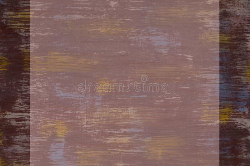 Horizontaler rostiger Metallhintergrund mit einem Platz für eine Aufschrift lizenzfreie stockbilder