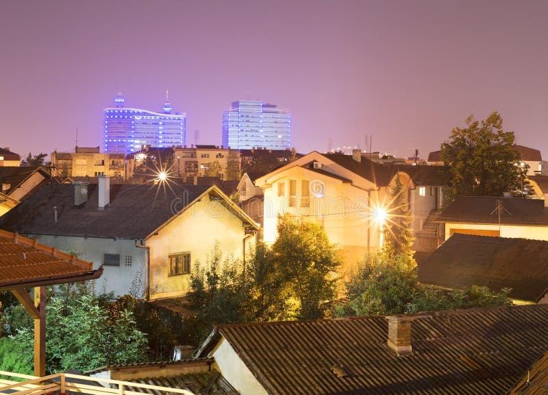Download Horizonte de Banja Luka foto de archivo. Imagen de vida - 44850848
