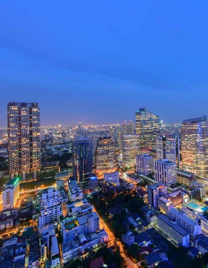 Download Horizonte De La Ciudad De Bangkok Fotografía editorial - Imagen de centro, cielo: 41902342