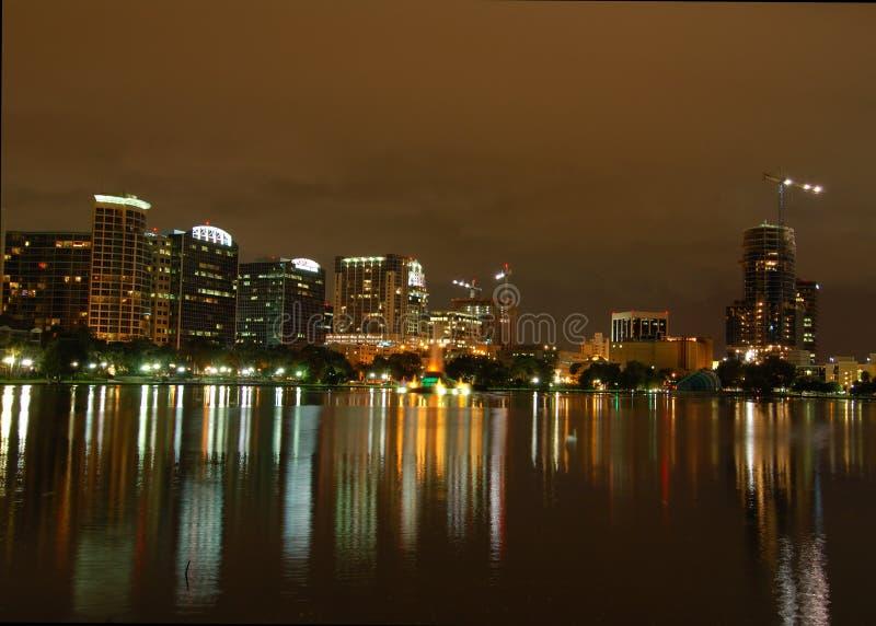 Horizonte de Orlando imagen de archivo libre de regalías