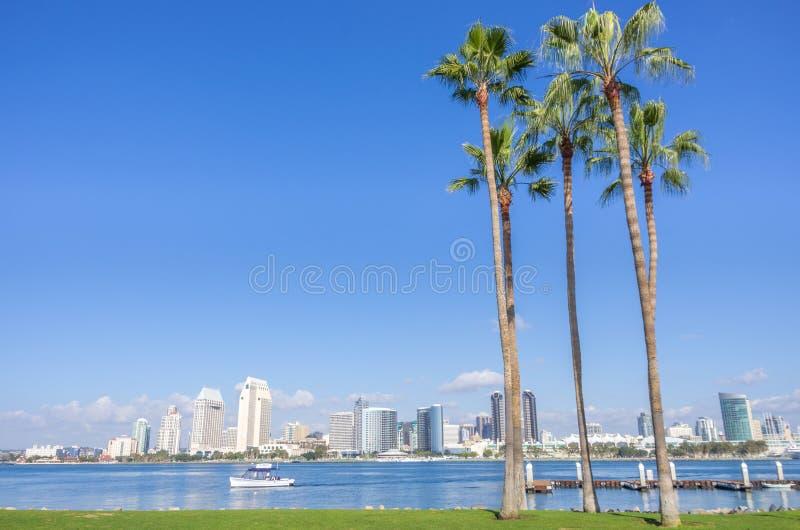 Download Horizonte de San Diego foto de archivo. Imagen de puerto - 42445734