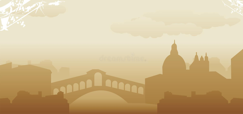 Horizonte de Venecia