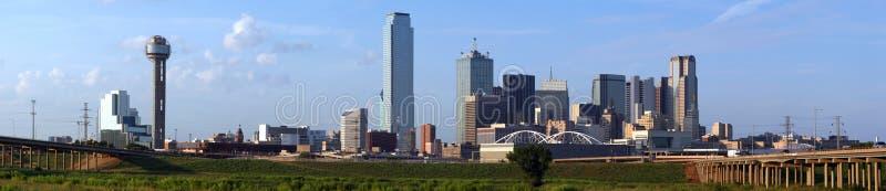 Horizonte panorámico de Dallas Tejas