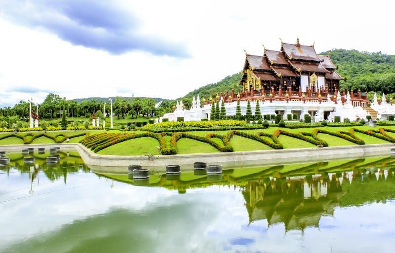 Horkumluang in Chiangmai royalty-vrije stock foto's