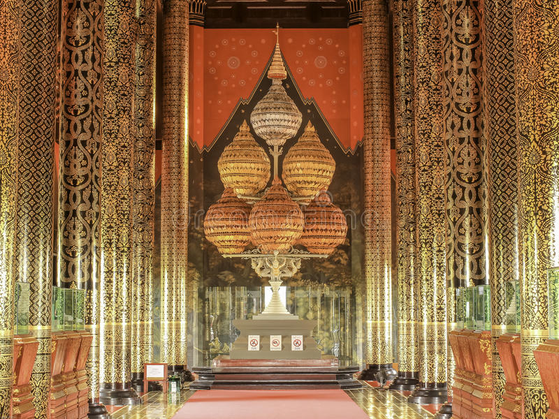 Horkumluang in Chiangmai stock foto