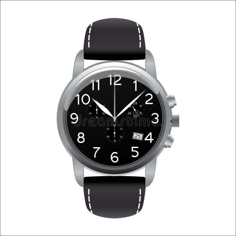 Horloge vector illustratie