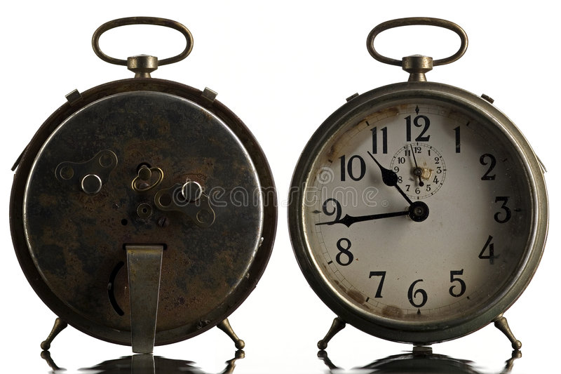 Horloge photographie stock