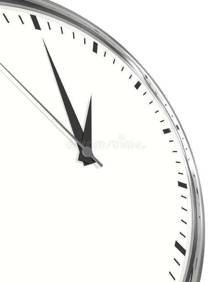 Horloge illustration libre de droits