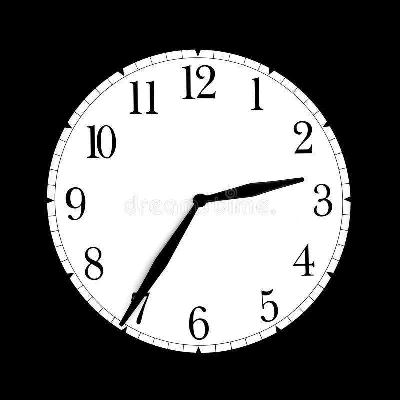 Horloge stock fotografie