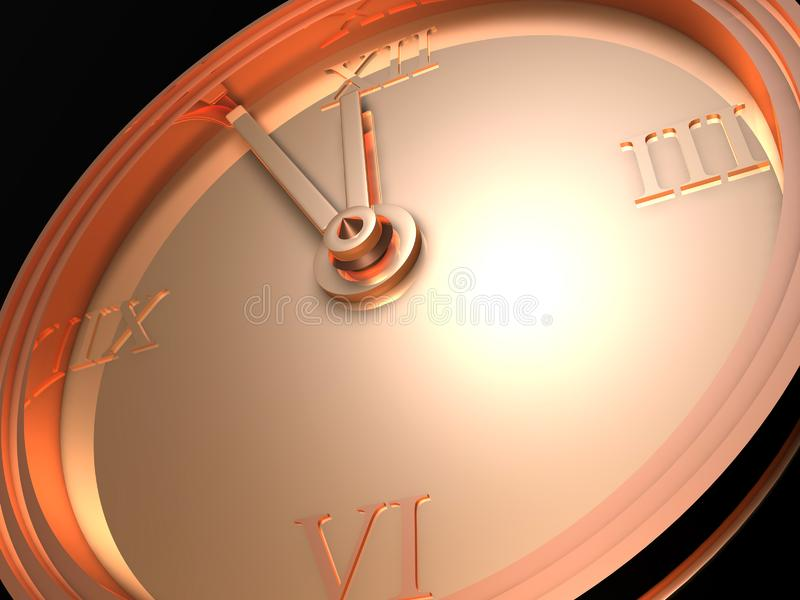 Horloge Photos Stock