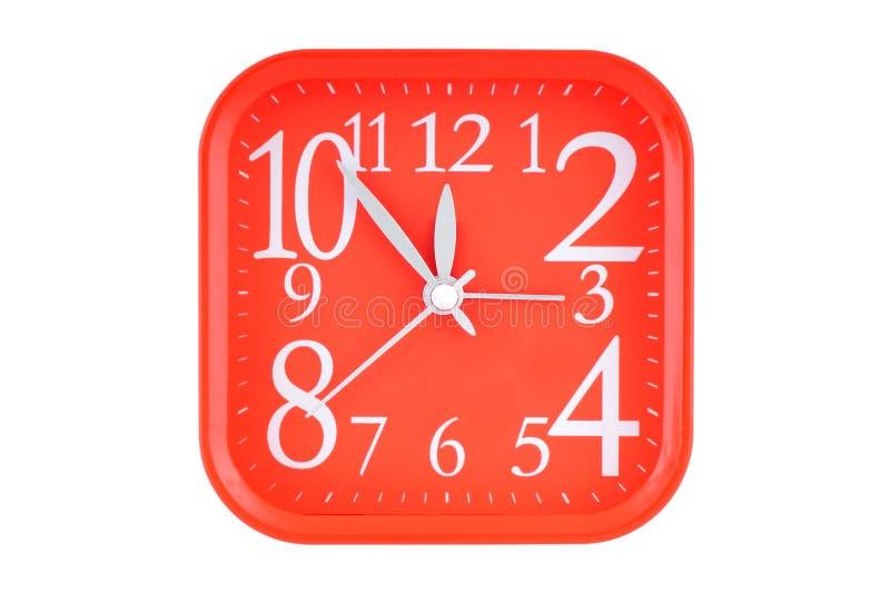 Horloge analogique photo libre de droits