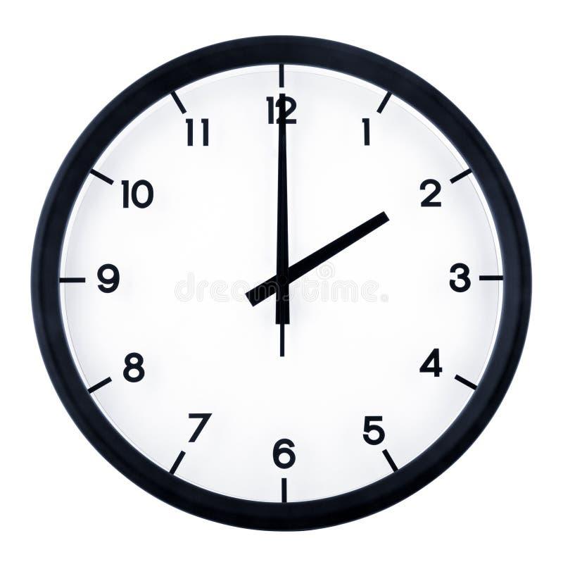 Horloge analogique images stock