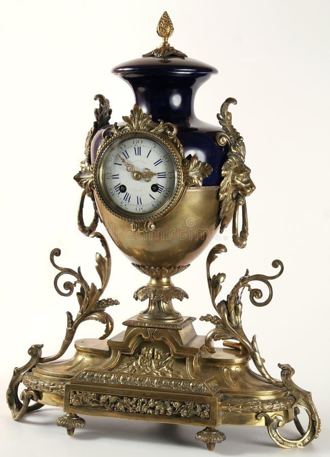 Horloge antique photo stock