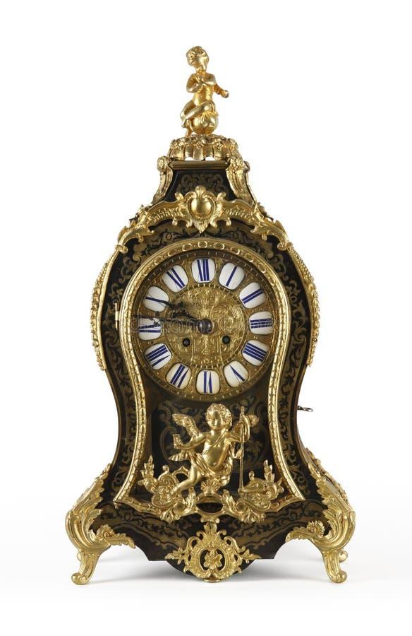 Horloge antique photographie stock