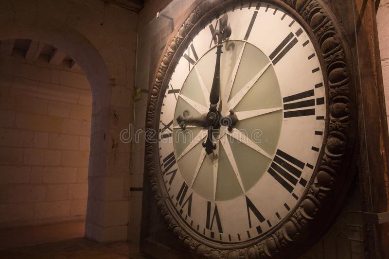 Horloge antique images stock