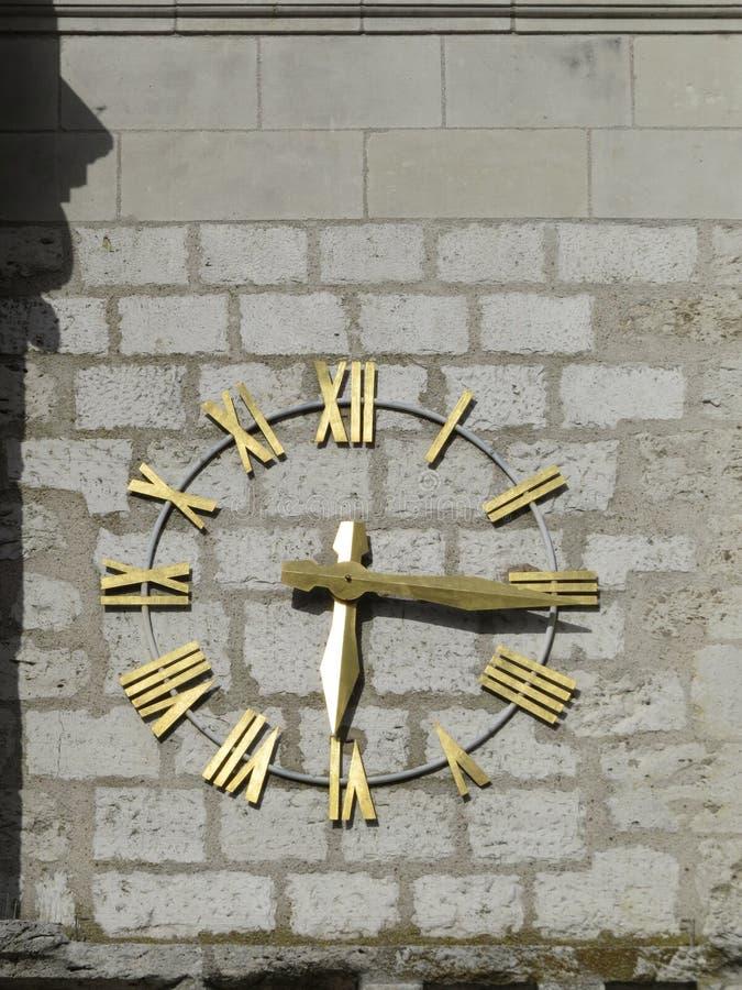 Horloge antique photo libre de droits